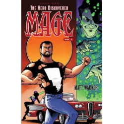 MAGE TP VOL 01 HERO DISCOVERED BOOK ONE PART ONE VOL 1