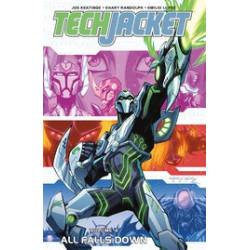 TECH JACKET TP VOL 4 ALL FALLS DOWN