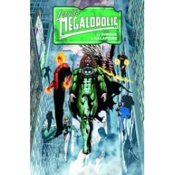 LEAVING MEGALOPOLIS HC VOL 1