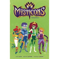 MYSTICONS GN TP VOL 2