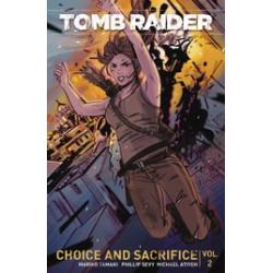 TOMB RAIDER 2016 TP VOL 2 CHOICE SACRIFICE