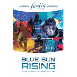 FIREFLY BLUE SUN RISING LTD ED HC