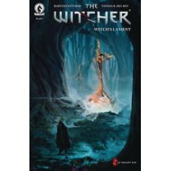 WITCHER WITCHS LAMENT 1 CVR B FINNSTARK