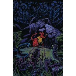 YOUNG HELLBOY THE HIDDEN LAND 4 CVR A SMITH