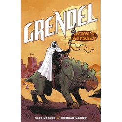 GRENDEL DEVILS ODYSSEY 6 CVR A WAGNER