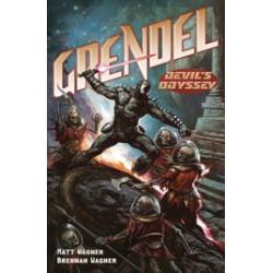 GRENDEL DEVILS ODYSSEY 6 CVR B TROYA