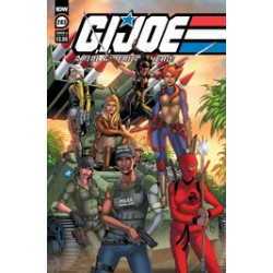 GI JOE A REAL AMERICAN HERO 283 CVR A ANDREW GRIFFITH