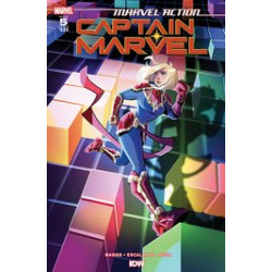 MARVEL ACTION CAPTAIN MARVEL 5