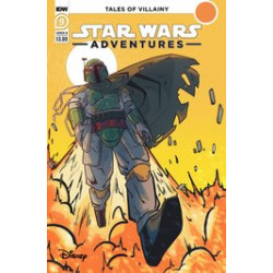 STAR WARS ADVENTURES 2021 9 CVR B DEVAUN DOWDY