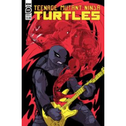 TMNT ONGOING 117 CVR A SOPHIE CAMPBELL