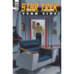 STAR TREK YEAR FIVE VOL 22