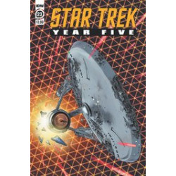 STAR TREK YEAR FIVE VOL 23