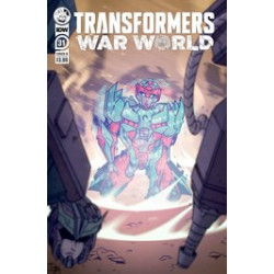TRANSFORMERS VOL 31 CVR B CHRIS PANDA