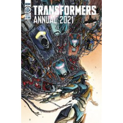 TRANSFORMERS ANNUAL 2021 VOL 2 ALEX MILNE CVR