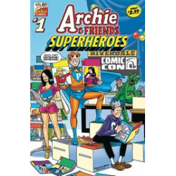 ARCHIE FRIENDS SUPERHEROES 1