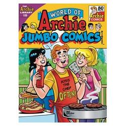 WORLD OF ARCHIE JUMBO COMICS DIGEST 109