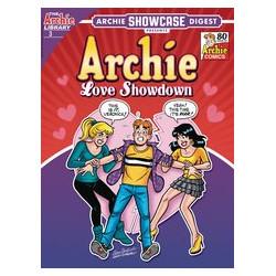 ARCHIE SHOWCASE DIGEST 3 LOVE SHOWDOWN