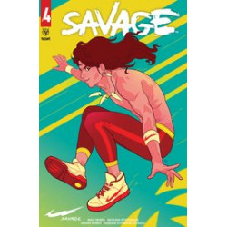 SAVAGE 2020 4 CVR B GANUCHEAU