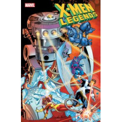X-MEN LEGENDS 4