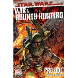 STAR WARS WAR BOUNTY HUNTERS ALPHA 1