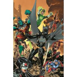 DC FESTIVAL OF HEROES THE ASIAN SUPERHERO CELEBRATION 1 ONE SHOT CVR A JIM LEE