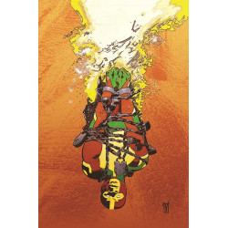 MISTER MIRACLE THE SOURCE OF FREEDOM 1 OF 6 CVR B VALENTINE DE LANDRO CARD STOCK VAR