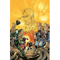 SUICIDE SQUAD CASUALTIES OF WAR TP
