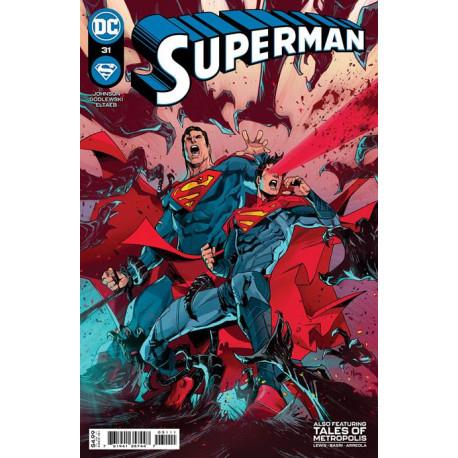 SUPERMAN 31 CVR A JOHN TIMMS