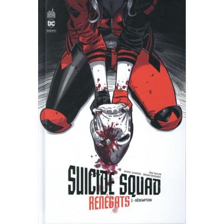 SUICIDE SQUAD RENEGATS TOME 2