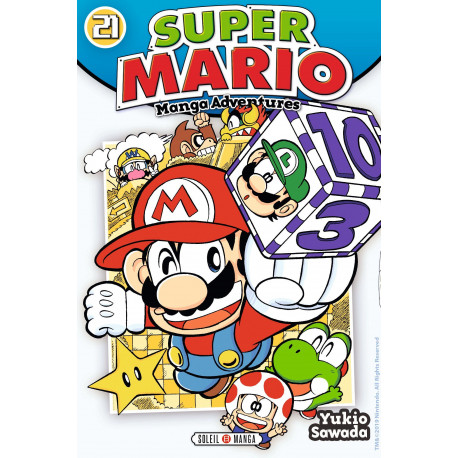 SUPER MARIO MANGA ADVENTURES T21
