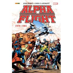 ALPHA FLIGHT: L'INTEGRALE 1978-1984 T01