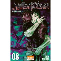 JUJUTSU KAISEN T08 - VOL08