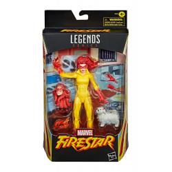 Firestar Marvel Legends Series 2021 figurine 15 cm