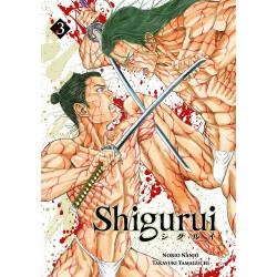 SHIGURUI - TOME 3