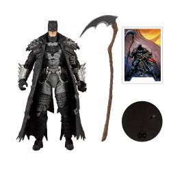 DEATH METAL BATMAN DC MULTIVERSE FIGURINE 18 CM