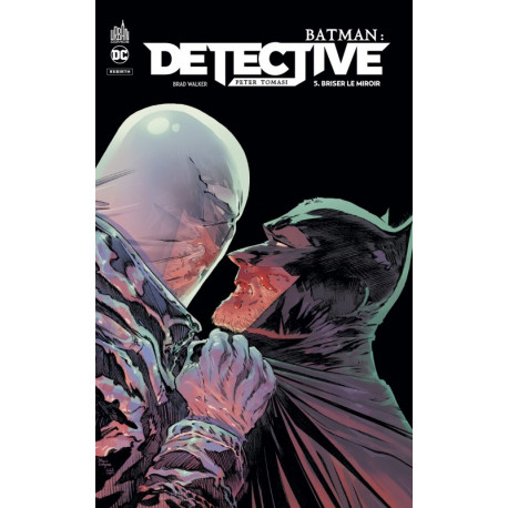 BATMAN DETECTIVE TOME 5