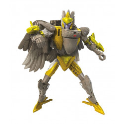 TRANSFORMERS GENERATIONS WAR FOR CYBERTRON: KINGDOM DELUXE 2021 WAVE 2 FIGURINE 14CM