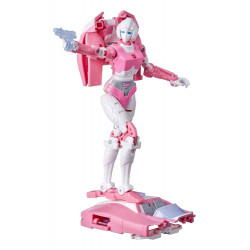 ARCEE TRANSFORMERS GENERATIONS WAR FOR CYBERTRON: KINGDOM DELUXE 2021 WAVE 2 FIGURINE 14CM