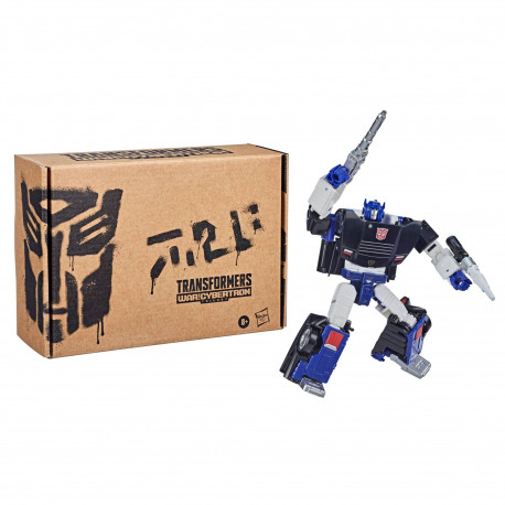 DEEP COVER TRANSFORMERS GENERATIONS SELECTS WAR FOR CYBERTRON DELUXE CLASS FIGURINE 2021 14 CM
