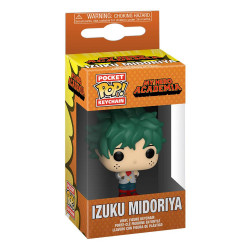 MY HERO ACADEMIA IZUKU MIDORIYA POCKET POP KEYCHAIN