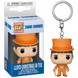LLOYD CHRISTMAS IN TUX POCKET POP FIGURE