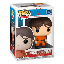 V POP! TV VINYL FIGURINE MIKE DONOVAN