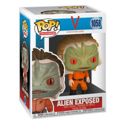 V POP! TV VINYL FIGURINE EXPOSED ALIEN