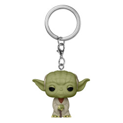 STAR WARS YODA POCKET POP KEYCHAIN