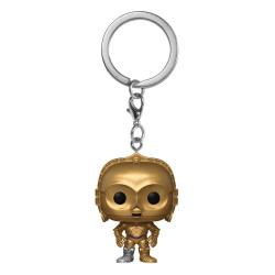 STAR WARS C3PO POCKET POP KEYCHAIN