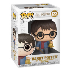 HARRY POTTER FIGURINE POP! VINYL HOLIDAY HARRY POTTER