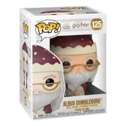 HARRY POTTER FIGURINE POP! VINYL HOLIDAY ALBUS DUMBLEDORE