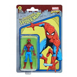 SPIDER-MAN MARVEL LEGENDS 3.75 RETRO 2021001 ACTION FIGURE 10 CM