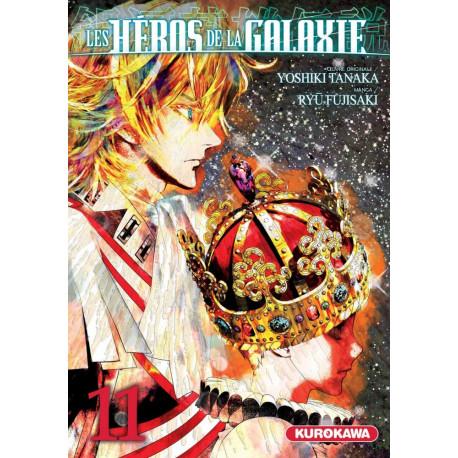 LES HEROS DE LA GALAXIE - TOME 11 - VOL11