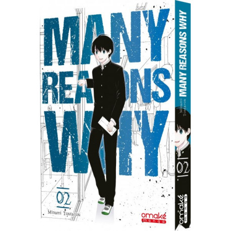 MANY REASONS WHY - TOME 2 (VF) - VOL02